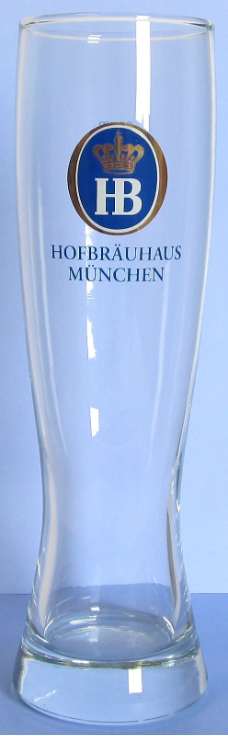 Hofbrauhaus Wheat Beer Glasses