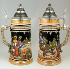 LE - Glad Youth Traditional German Stein .6L