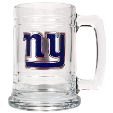 New York Giants Glass Mug