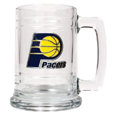 Indiana Pacers Glass Mug