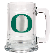 Oregon Ducks Glass Mug