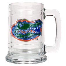 Florida Gators 15 oz. Glass Mug