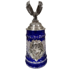 Lord of Crystal - with Flying Eagle Pewter Lid .5L