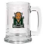 Marshall Thundering Herd Glass Mug