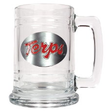 Maryland Terrapins Glass Mug