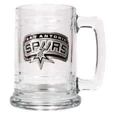 San Antonio Spurs Glass Mug