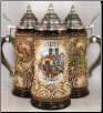 SPECIAL BUY Deutschland Oktoberfest German Beer Stein .5L