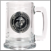 Marines 15 oz. Glass Mug