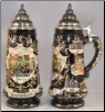 Heidelberg Germany LE German Beer Stein .75L