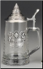 Glass Beer Steins