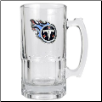 Tennessee Titans Large Glass Mug
