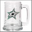 Dallas Stars Glass Mug