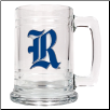 Rice University Owls Glass Mug