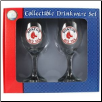 MLB Wine Glasses