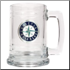 Seattle Mariners 15 oz. Glass Mug