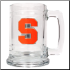 Syracuse University Glass Mug