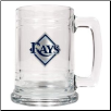 Tampa Bay Rays 15 oz. Glass Mug