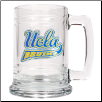 UCLA Bruins Glass Beer Mug