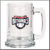 Washington Nationals 15 oz. Glass Mug