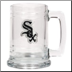 Chicago White Sox 15 oz. Glass Mug