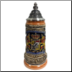 Bavaria Lion Crest with Landmarks  .5L  LE