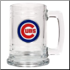 Chicago Cubs 15 oz.  Glass Mug